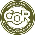 COR | Workplace Safety Certificate of Recognition